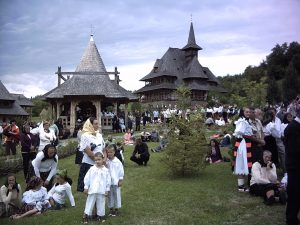 Kloster Barsana